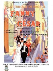 Fanny-César Trets